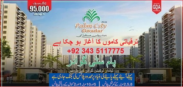 Palm CIty Gwadar
